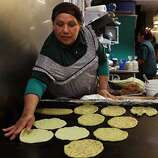 Square 26: La Palma Mexicatessen — and its cactus corn handmade tortillas — is tops in heart of the Mission.