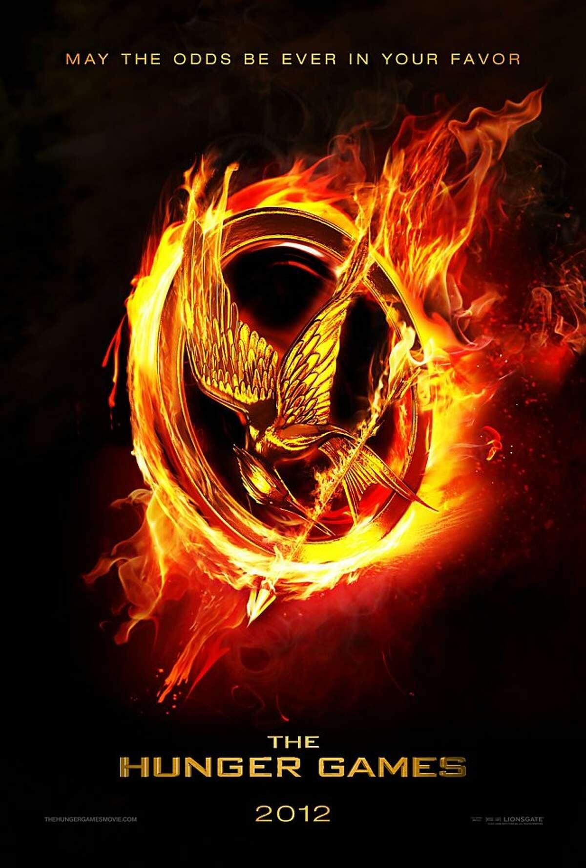 The Hunger Games teaser poster