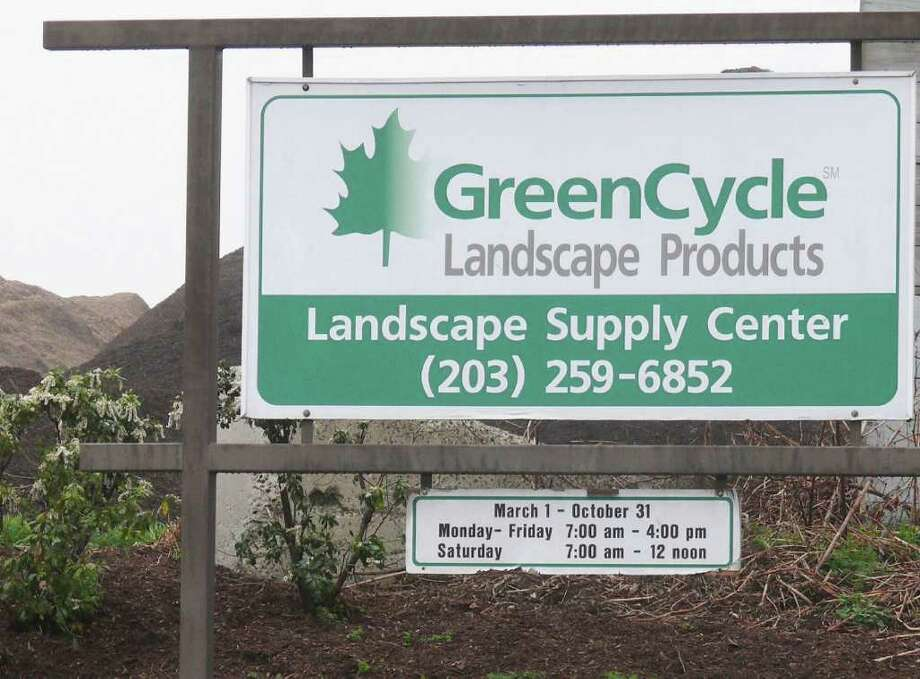 The Board of Selectmen is digging for more information on a bid proposal for the town's yard waste facility on One Rod Highway. Photo: Genevieve Reilly / Fairfield Citizen