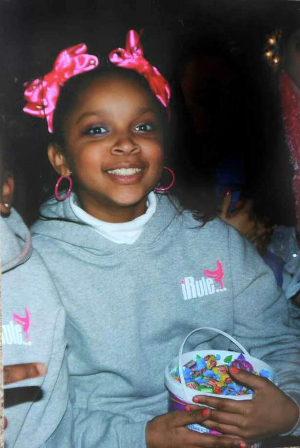 Aaliyah Carter was killed during Beaumont's 2008 Christmas parade when she was run over by a float. Enterprise file photo Photo: File