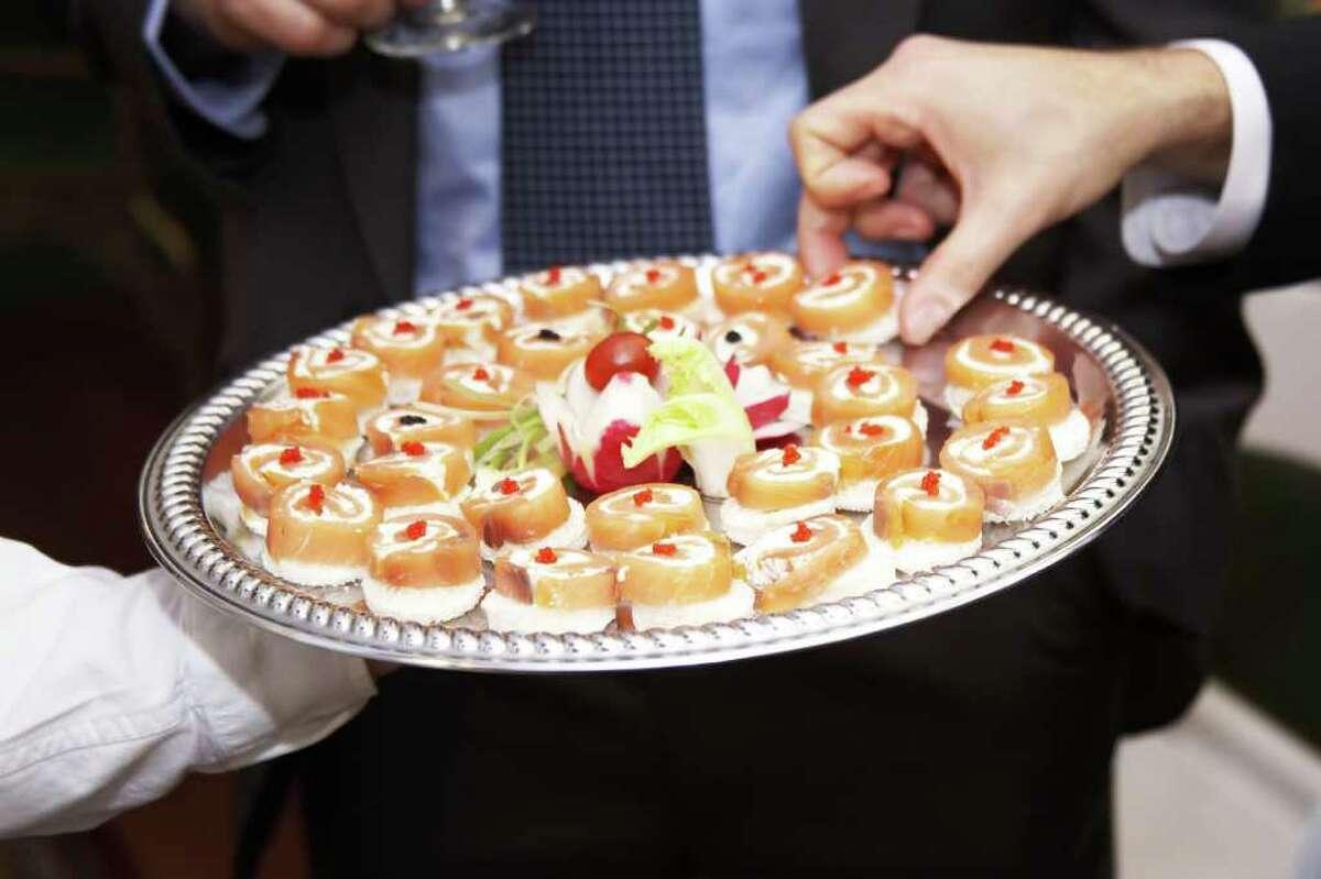 Modify party fare to improve your diet. (Fotolia.com)