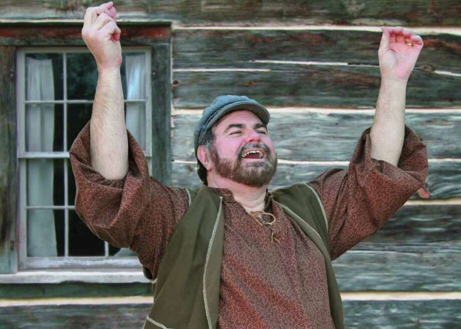 ?Fiddler on the Roof? at Schenectady Light Opera Company Photo: Shawn Morgan Photography