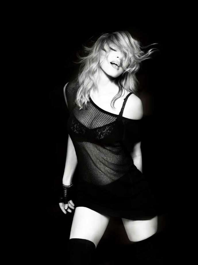 Madonna releases her 12th studio album, MDNA, March 26. Photo by Mert + Marcus. Photo: Photo By Mert + Marcus