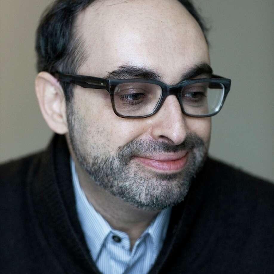 Photo of author Gary Shteyngart. Photo: Xx