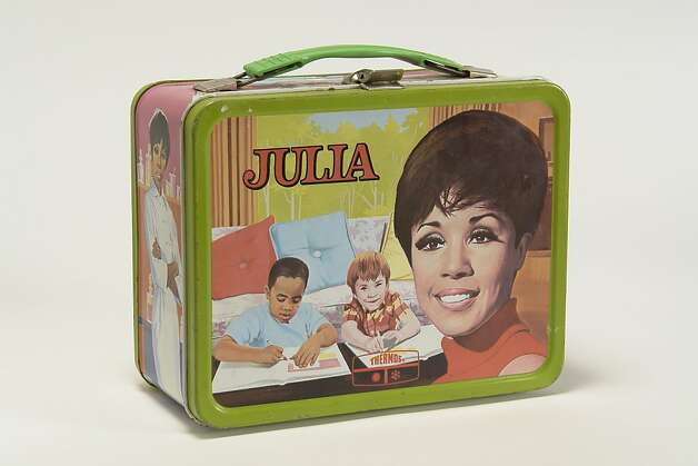 "Lunchbox from the TV series ""Juliaa' from ""The 1968 Exhibit"" Photo: Minnesota Historical Society"