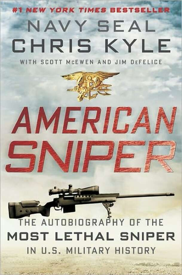 Cover image for American Sniper, by Chris Kyle Photo: Xx