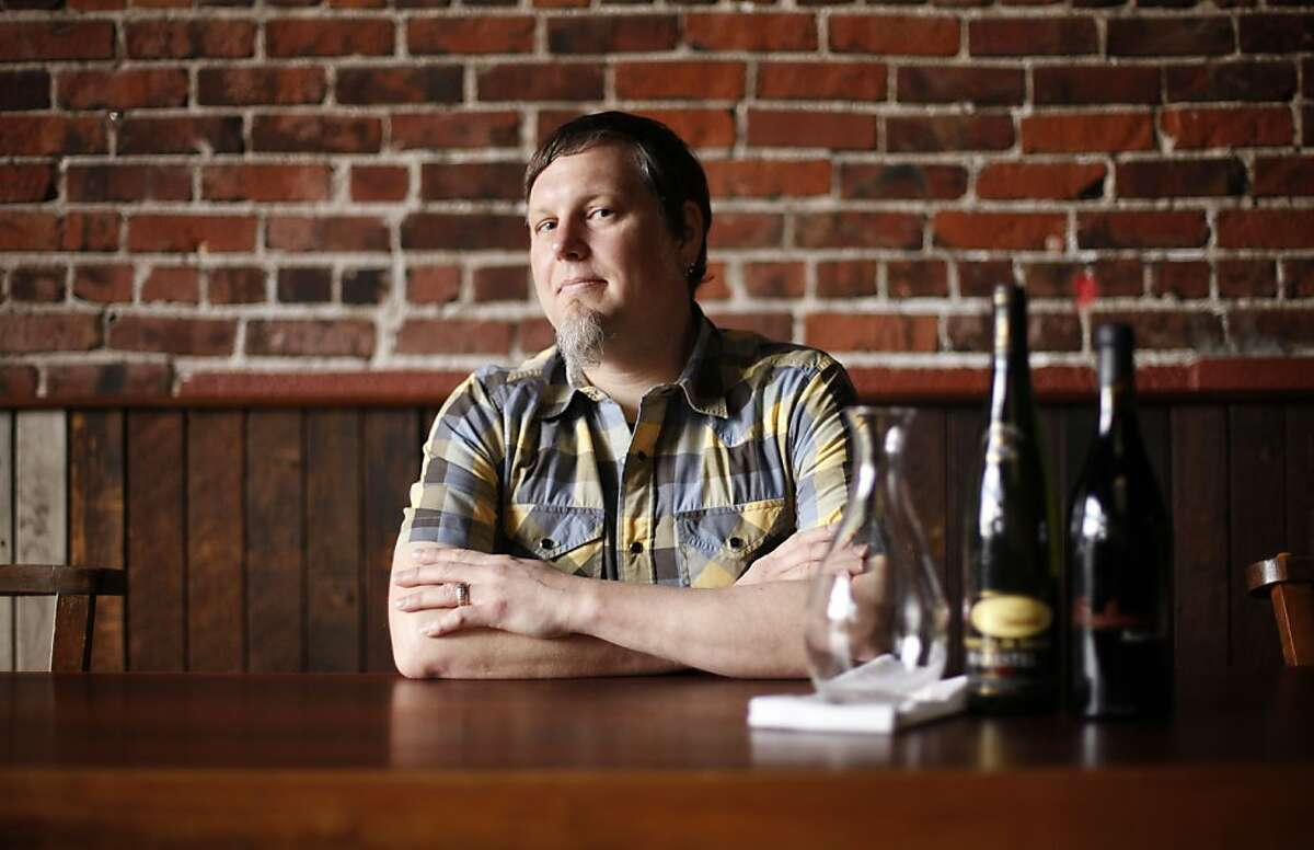 Caleb Taft is the wine director and manager at Camino in Oakland California.