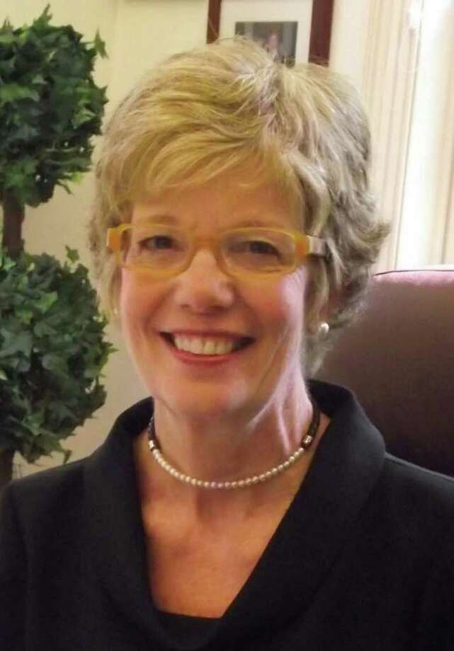 Natalie Ketcham, first selectman of Redding. Photo: Contributed Photo, ST / The News-Times Contributed
