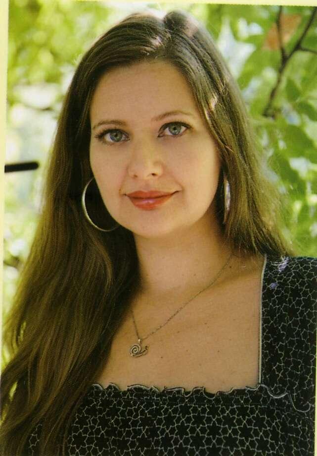 Carolina de Robertis Photo: Michael Lionstar, Alfred A. Knopf Publisher
