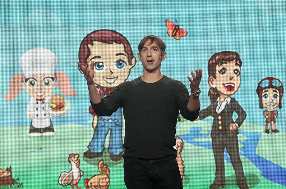 Zynga spent $1.2 million on a security system for CEO Mark Pincus and his family. Photo: Jeff Chiu, Associated Press