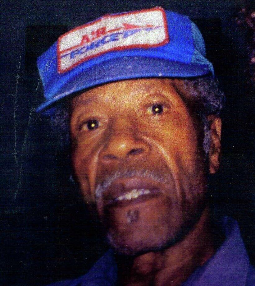 Nathaniel Nuckols obit photo.  Nuckols was a 20-year Air Force veteran. Courtesy photo