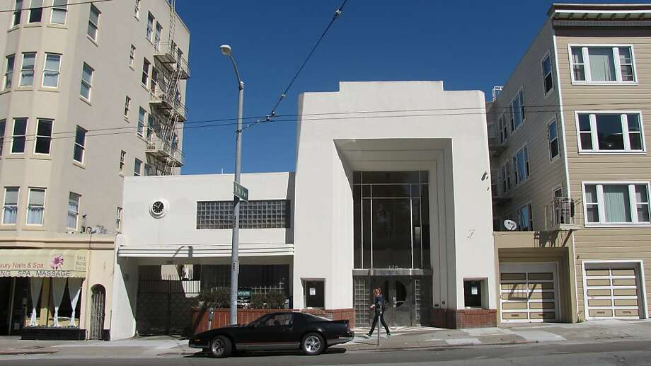 The clean styling of 320-326 Judah St. in San Francisco. Photo: John King