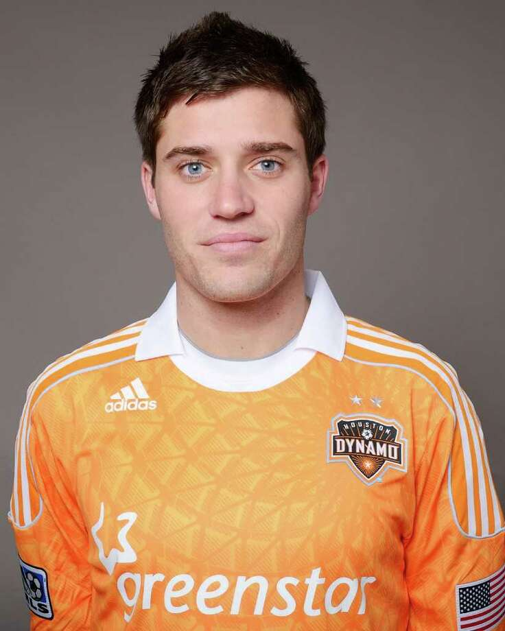Colin Clark Houston Dynamo  2012 team photo Photo: Wilf Thorne / © Wilf Thorne