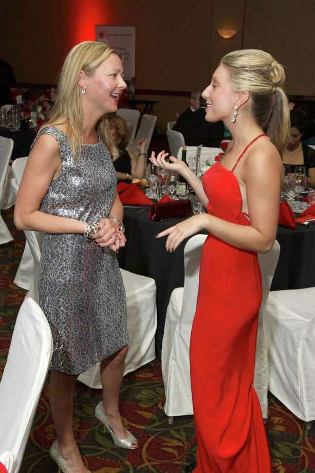 Were you seen at The 14th Annual Fire & Ice Gala to benefit the Northeastern New York Chapter of the American Red Cross on Saturday, March 24, 2011 at the Hilton Garden Inn in Troy? Photo: Joe Putrock/Special To The Times Union