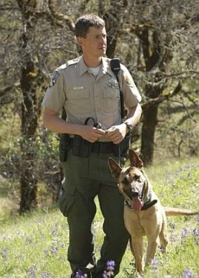 Catching up with 39 justice 39 part of game warden show sfgate for Ca dept of fish and game