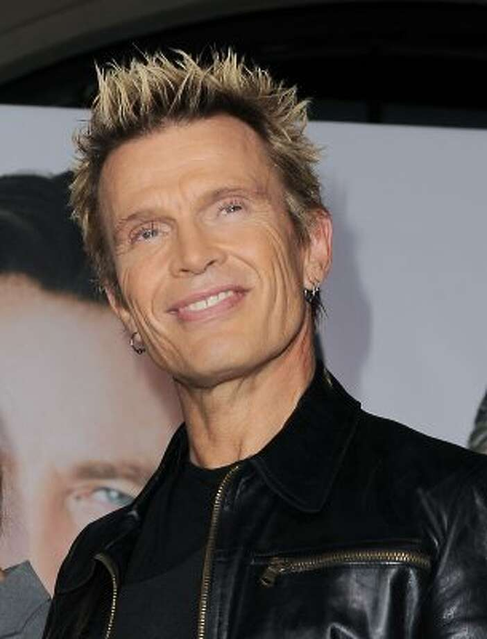 Billy Idol turns 57.