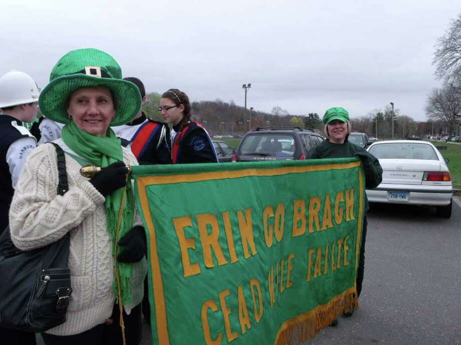 Were you seen at the Danbury St. Patrick's Day Parade? Photo: Todd Tracy / Connecticut Post