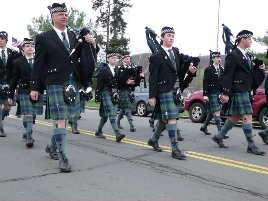 Sunday:Danbury's St. Patrick's Day Parade will be held a week after the holiday. Photo: Todd Tracy / Connecticut Post