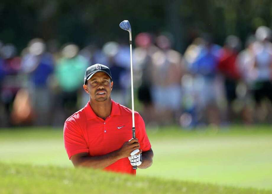 Tiger Woods looked like his old self Sunday at Bay Hill, where he picked up the 72nd PGA Tour win of his career and first in 30 months. Photo: Sam Greenwood / 2012 Getty Images