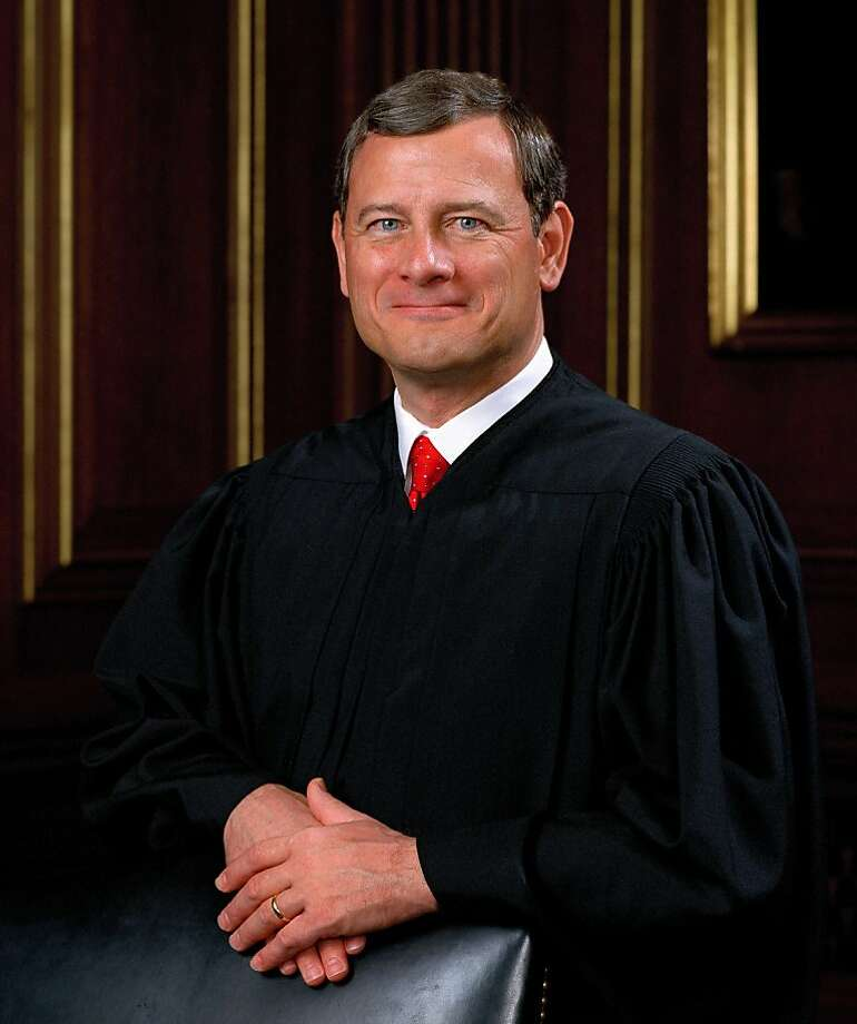 Health care will captivate the Supreme Court next week in a historic three-day showdown that ensnares everyone from private citizens to the president. Chief Justice John Roberts Jr. appoints the author of the opinion if he's in the majority. If he prevails, don't be surprised if he assigns himself the job of writing what would be an historic opinion. Photo: McClatchy-Tribune News Service
