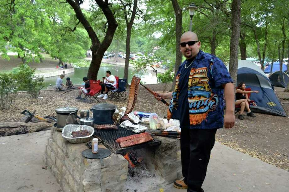 A 2012 photo exhibit by UTSA President Ricardo Romo and his wife 