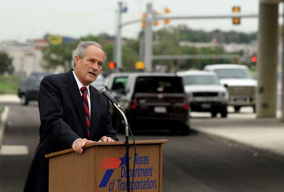 County Commissioner Tommy Adkisson seems to think it's his place to determine what information is shared with the public. Photo: File Photo, San Antonio Express-News / jdavenport@express-news.net