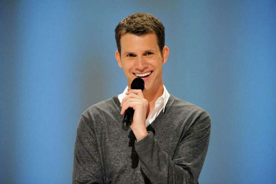 Comedian Daniel Tosh saysnobody loves you every other day of the year either. Photo: Phil McCarten, Phil McCarten/PictureGroup / www.picturegroup.com
