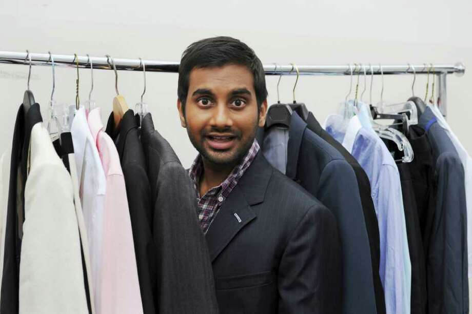 Aziz Ansari will be performing at the Tobin Center on Nov. 8, 2018. Photo: ROBERT YAGER, The New York Times / NYTNS