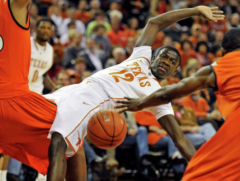 Texas freshman guard Myck Kabongo has committed to return to the Longhorns for a second season. Photo: Michael Thomas, Associated Press
