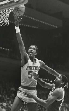 RALPH SAMPSON -- He was drafted No. 1 overall out of Virginia in the 1983 NBA draft and was an all-star each of his four full seasons in Houston before knee problems dodged him the rest of his nine-year career. Sampson averaged 19.7 points and 10.4 rebounds in Houston.