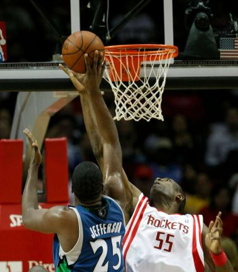 Dikembe Mutombo is an eight-time all-star.