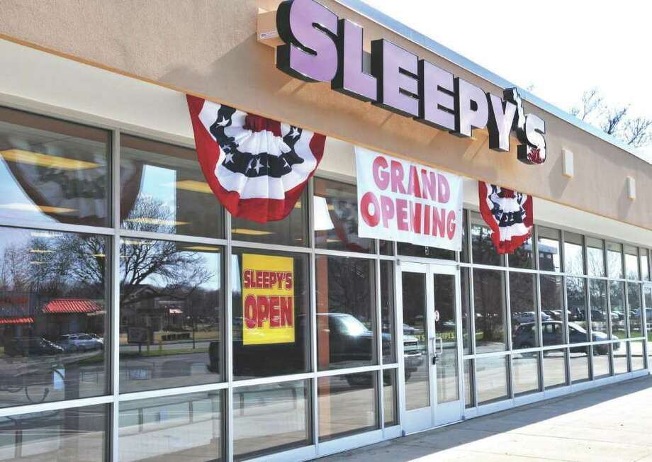 A new matress store, Sleepy's opens next to the Trader Joe's site on Wolf Road in Colonie Thursday March 22, 2012.    (John Carl D'Annibale / Times Union) Photo: John Carl D'Annibale