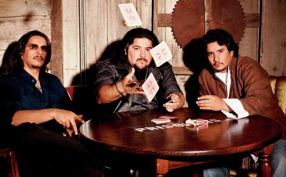 Los Lonely Boys, from left Henry, Ringo and JoJo Garza Photo: COURTESY PHOTO, PLAYING IN TRAFFIC RECORDS