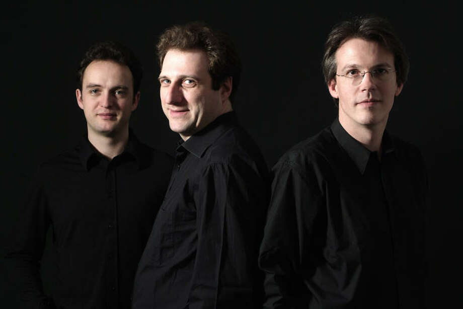 The Vienna Piano Trio will perform as part of the San Antonio Chamber Music Society season. Courtesy San Antonio Chamber Music Society