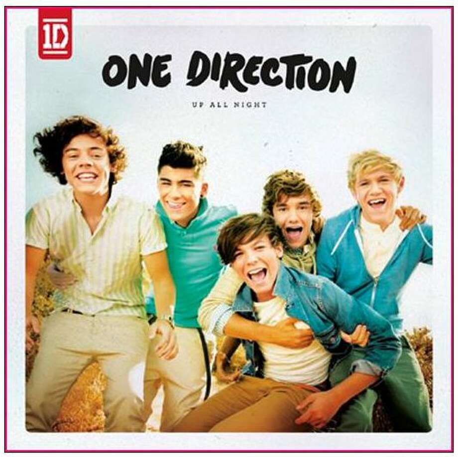 """Up All Night"" by One Direction Photo: Columbia Records"
