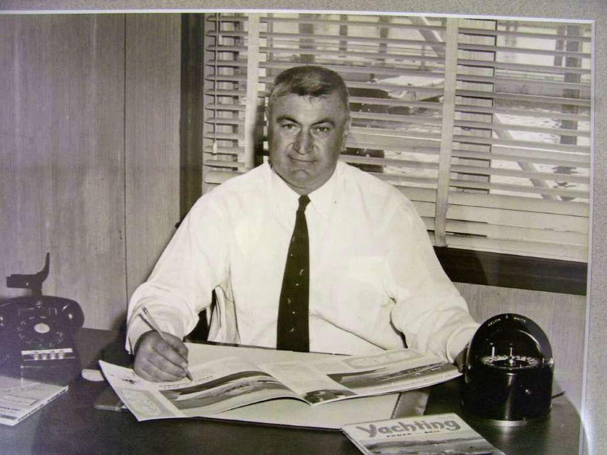 The late Louis Gardella Sr.long ago understood that people wanted to enjoy the beautiful waterfront that Norwalk is fortunate to have. He founded Norwalk's two largest marinas, Rex Marine and Norwalk Cove Marina. He and the entire Gardella family received the NSA's