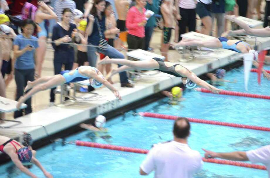 Victory Laps Greenwich Ymca Marlins Make Short Work Of Competition Greenwichtime