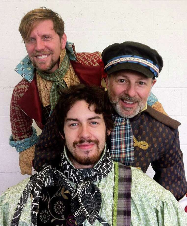 ìThe Brothers Grimm and a Showgirlî will be presented at The Palace Danbury Theatre on Saturday, March 31. Photo: Contributed Photo