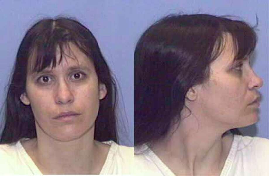 Convicted child killer Andrea Yates is shown in this Texas Department of Criminal Justice photo made in Gatesville, Texas, Thursday, March 21, 2002.  Yates, 37, arrived at the Woodman State Jail about 5:45 a.m. where she was photographed, fingerprinted and issued a white prison uniform. It was part of the regular routine for women coming into the prison system at the Central Texas intake center. Yates confessed to drowning her five children in a bathtub last June, was convicted March 19 on two counts of capital murder and sentenced to life in prison. (AP Photo/Texas Department of Criminal Justice).     HOUCHRON CAPTION (03/22/2002):  These are the booking mug shots of convicted child-killer Andrea Yates, taken after she entered the Woodman intake facility in Gatesville. Yates, 37, was later transferred to a facility near Rusk.     HOUCHRON CAPTION  (04/28/2002):  Yates.     HOUCHRON CAPTION  (01/15/2003):  Andrea Yates will be 77 when she's eligible for parole.     HOUCHRON CAPTION (10/14/2003): A relapsed Andrea Pia Yates is kept alone in her cell for 23 hours a day.     HOUCHRON CAPTION (08/03/2004): ANDREA YATES.     HOUCHRON CAPTION (01/07/2005) SECNEWS COLORFRONT:  YATES  The issue: Should the trial court have granted a mistrial after it was revealed that the prosecutions expert witness, Dr Park Dietz (NOT PICTURED), had presented false testimony?     HOUCHRON CAPTION (01/07/2005)(01/09/2005)(01/22 /2005)(04/09/2005) SECMETRO: YATES. Photo: Houston Chronicle / TEXAS DEPARTMENT CRIMINAL JUSTIC