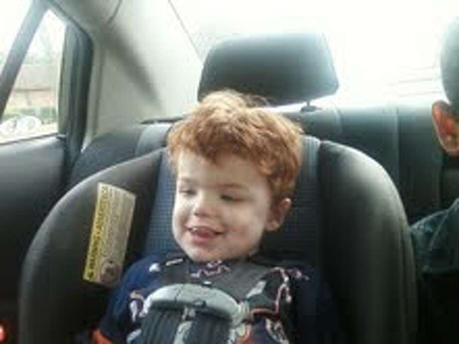 Devon Davis, 2½, went missing from his Liberty County home on Tuesday. A drone spotted his body in a pond on Saturday.