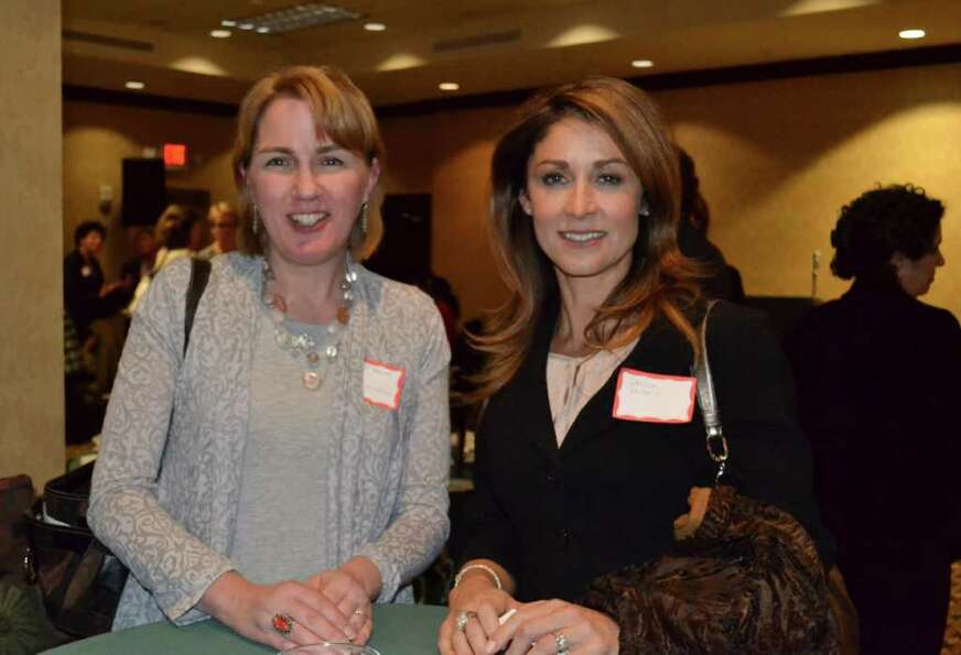 Were you Seen noshing and networking at the Women@Work Connect event at Yono's in Albany on Tuesday,