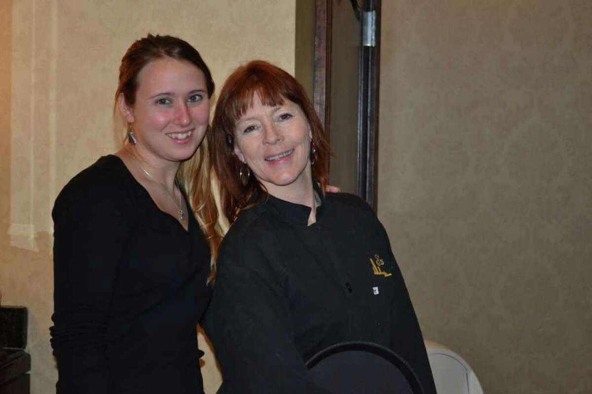 Were you Seen noshing and networking at the Women@Work Connect event at Yono's in Albany on Tuesday, March 27, 2012?