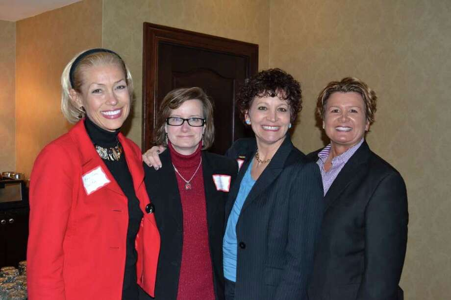 Were you Seen noshing and networking at the Women@Work Connect event at Yono's in Albany on Tuesday, March 27, 2012? Photo: Colleen Ingerto/Times Union Magazines