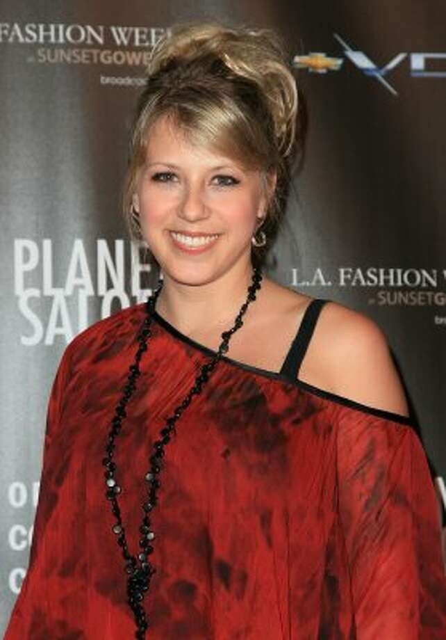 Jodie Sweetin published a memoir at 27 years old.