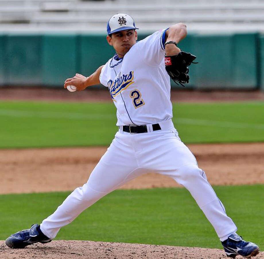 Jonathan Perez, 2012, St. Mary's baseball