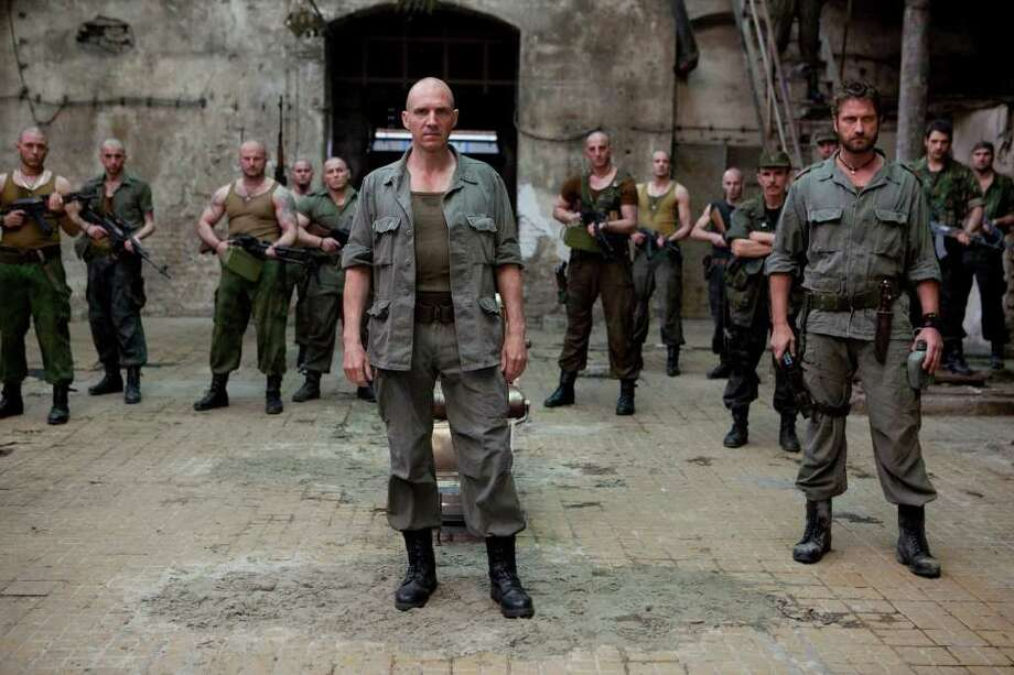 """Ralph Fiennes stars in and directed """"Coriolanus."""" Photo: The Weinstein Company"""