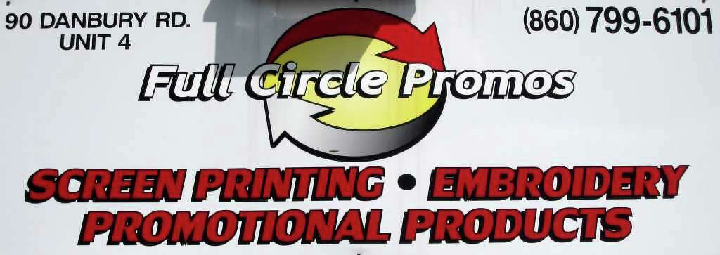 Full circle promotional items at competitive cost new milford spectrumfull circle promos offers a wide variety of products and services from its home altavistaventures Images