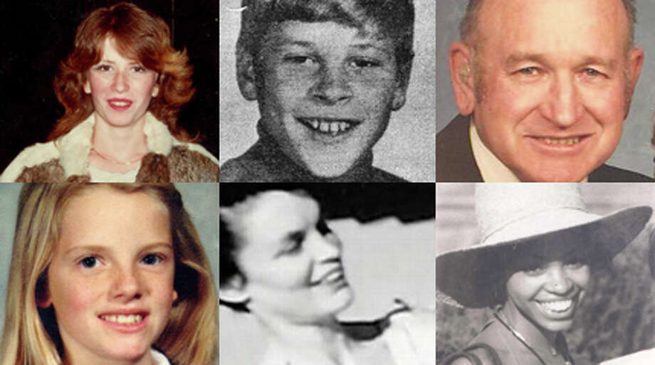 Photos: Washington's cold case missing persons - seattlepi com