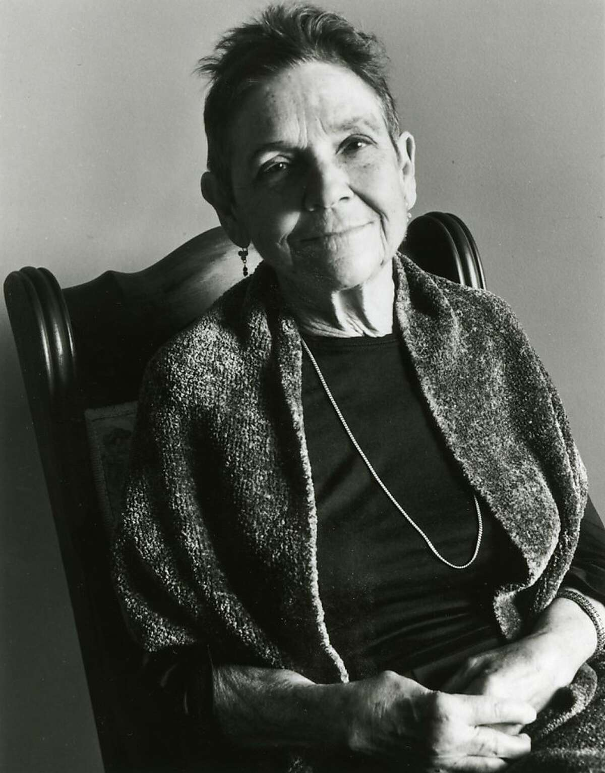"""Adrienne Rich' s """"The School Among the Ruins: Poems 2000-2004"""" won the 2004 National Book Critics Circle Award for Poetry."""