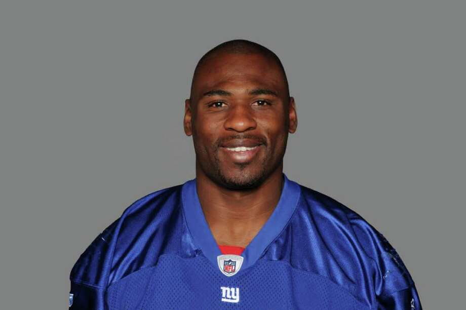 This is a 2010 photo of Brandon Jacobs of the New York Giants NFL football team. This image reflects the New York Giants active roster as of Monday, May 17, 2010 when this image was taken. (AP Photo) Photo: Anonymous
